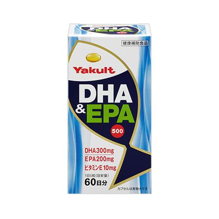 DHA&EPA500