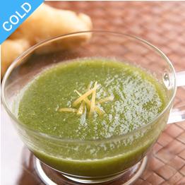 青汁+大根ゆず茶