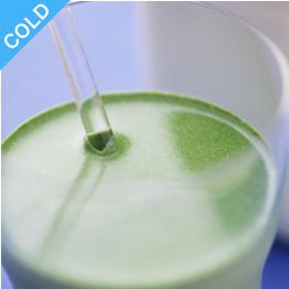 青汁+ミルク